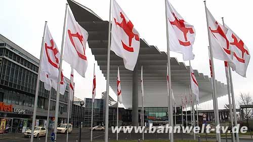 Bericht von der Spielwarenmesse Nürnberg in der Modellbahn Umschau