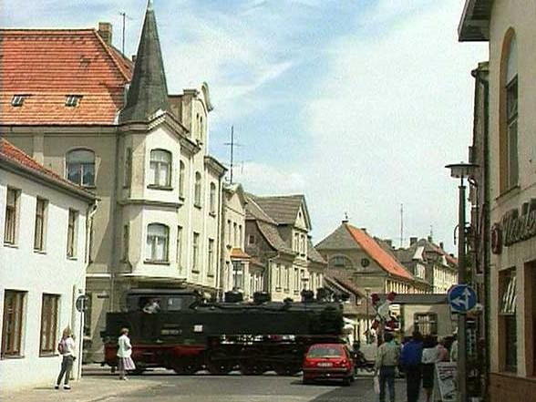 Mecklenburgische Bäderbahn Bad Doberan - Kühlungsborn