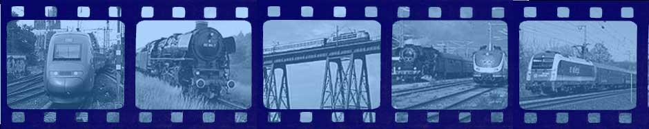Eisenbahnfilme und mehr